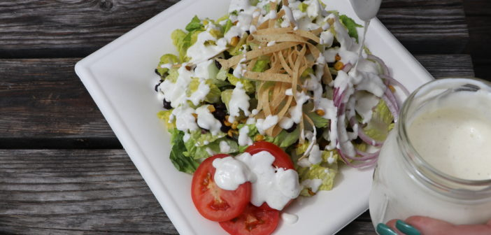 Ask For It: Streetfood's Citrus Ranch Dressing