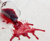 Who Spilled the Wine? Post-Holiday Cleaning