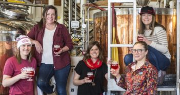 Equality Brew Collaboration Celebrates International Women's Day