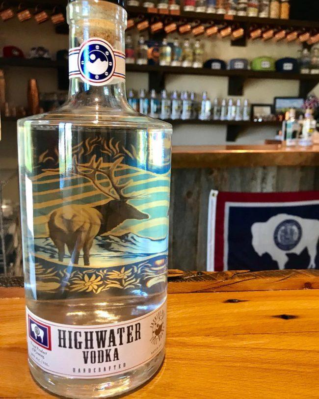highwater vodka