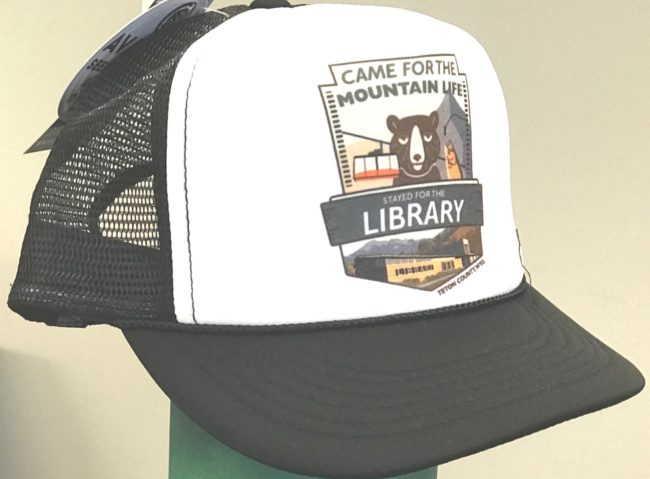 library hat