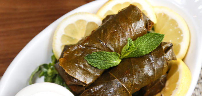 Video: FIGS, A Lesson in Lebanese Food