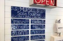 Mursell's sweet shop