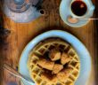 cultivate cafe waffles