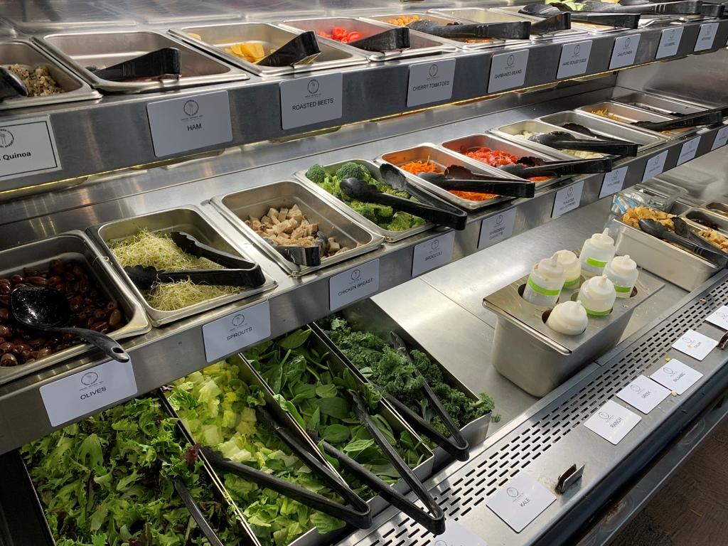 Salad Bar Jackson Hole Restaurants