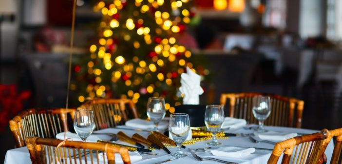 Restaurants Offering to Host Your Holiday Party
