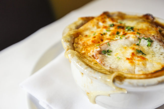 bistro french onion soup