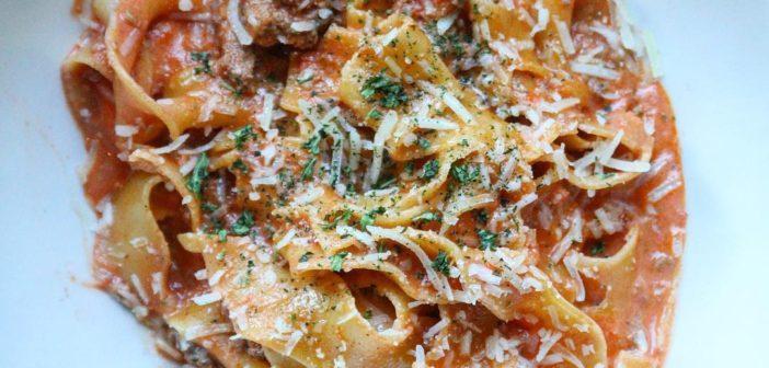 Pasta: An Off-Season Lesson