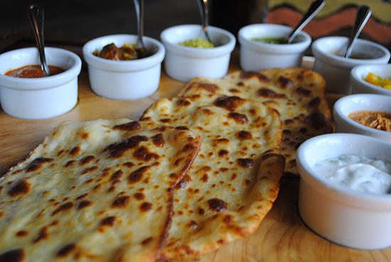 Fresh Naan Bread At Home Jackson Hole Restaurants